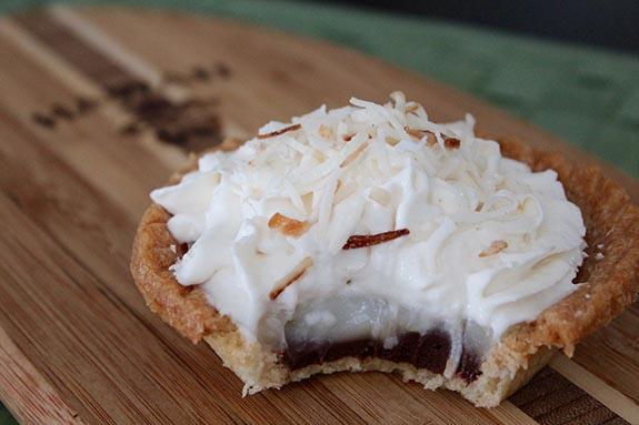 Haupia Pie